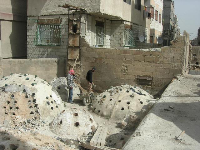 حمام حرستا في ريف دمشق